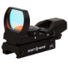 Sightmark Sure Shot Reflex Sight Dove Tail Mount - Black - SM13003B-DT
